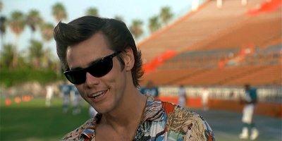 Ace Ventura film seria komediowa Seriale komediowe