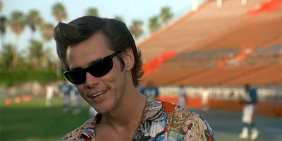 Ace Ventura film seria komediowa Filmowe serie komediowe