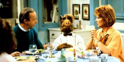 ALF tv sitcom Seriale komediowe