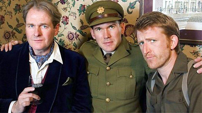 Barak 33 radio seriale komediowe British seriale komediowe
