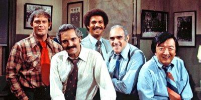Barney Miller tv sitcom Seriale komediowe