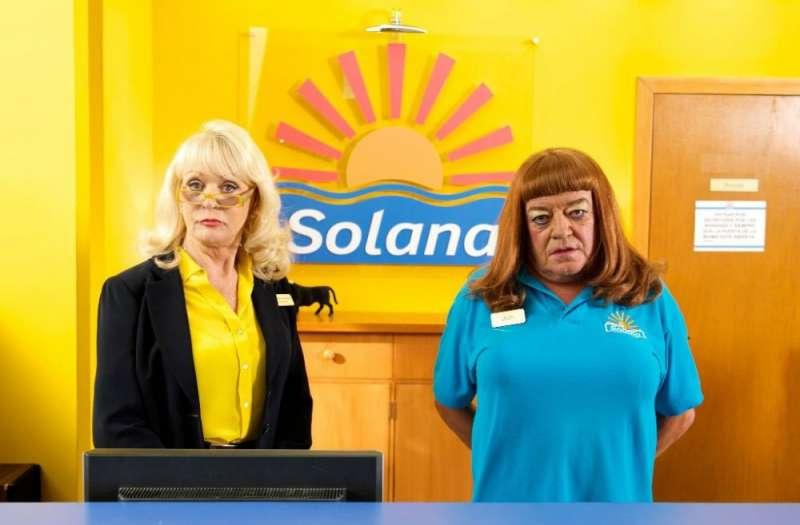 Benidorm tv sitcom British seriale komediowe