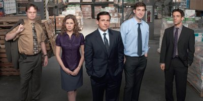 The Office US mockumentary TV seriale komediowe - tv-sitcom