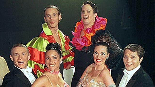 Bruiser program skeczowy British seriale komediowe