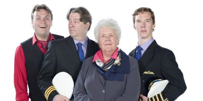 Cabin Pressure radio seriale komediowe Best British seriale komediowe