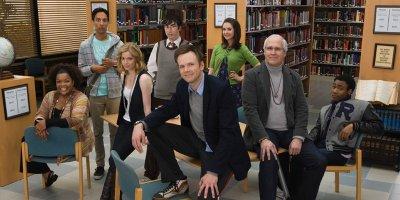 Community tv sitcom Seriale komediowe
