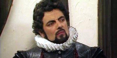 Czarna Żmija tv sitcom British seriale komediowe