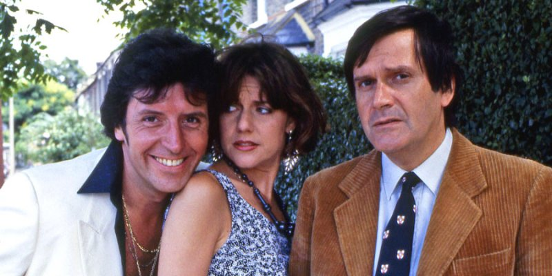 Dear John tv sitcom British seriale komediowe