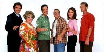 Drew Carey Show tv sitcom TV seriale komediowe - tv-sitcom