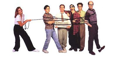 Dweebs tv sitcom Seriale komediowe