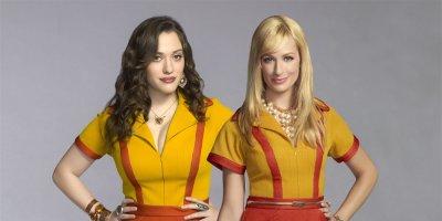 Dwie spłukane dziewczyny tv sitcom Seriale komediowe