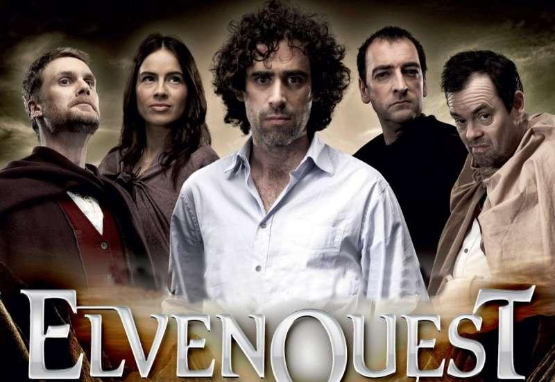 ElvenQuest radio seriale komediowe British seriale komediowe