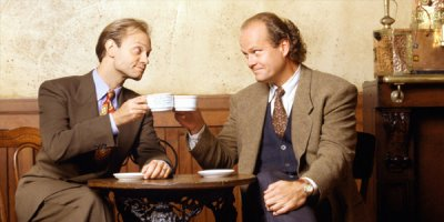 Frasier tv sitcom TV seriale komediowe - tv-sitcom