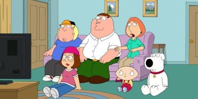 Głowa rodziny tv serial animowany Seriale komediowe
