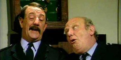 Growing Pains of PC Penrose tv sitcom British seriale komediowe