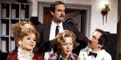 Hotel Zacisze tv sitcom British seriale komediowe