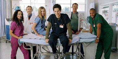 Hoży doktorzy tv sitcom Seriale komediowe