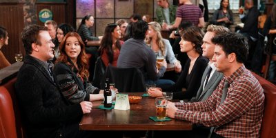 How I Met Your Mother tv sitcom TV seriale komediowe - tv-sitcom