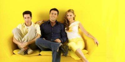 Joey tv sitcom TV seriale komediowe - tv-sitcom