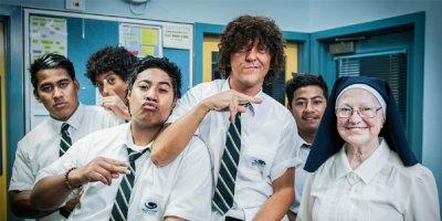 Jonah z Tonga mockumentary Seriale komediowe