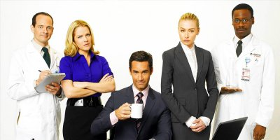 Better Off Ted tv sitcom TV seriale komediowe - tv-sitcom