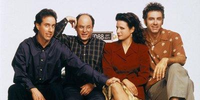 Seinfeld tv sitcom TV seriale komediowe - tv-sitcom