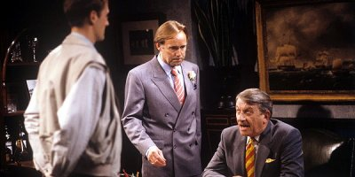 Kryptonim Prosiaczek tv sitcom British seriale komediowe