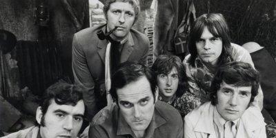 Latający Cyrk Monty Pythona program skeczowy Best British seriale komediowe