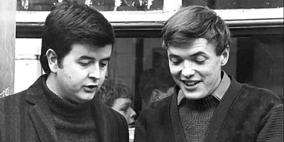 Likely Lads tv sitcom TV seriale komediowe - tv-sitcom