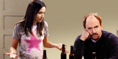 Lucky Louie tv sitcom TV seriale komediowe - tv-sitcom