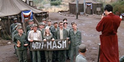 MASH tv sitcom Seriale komediowe