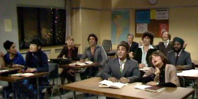Mind Your Language tv sitcom 1980s seriale komediowe