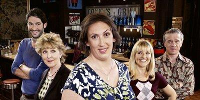 Miranda tv sitcom British seriale komediowe