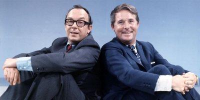 Morecambe i Wise Show program skeczowy British seriale komediowe