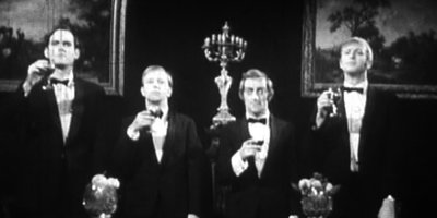 Nareszcie Show 1948 program skeczowy Best British seriale komediowe