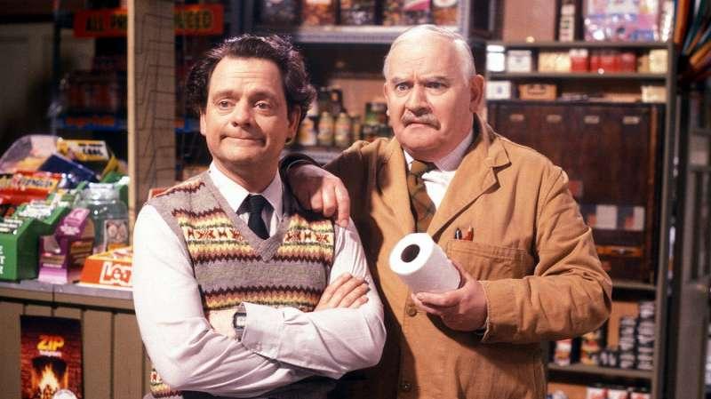 Nasz sklepik tv sitcom British seriale komediowe