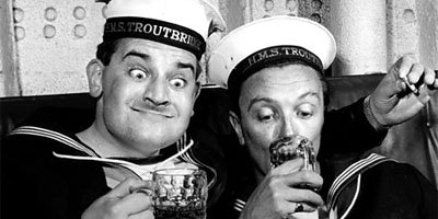 Navy Lark radio seriale komediowe British seriale komediowe