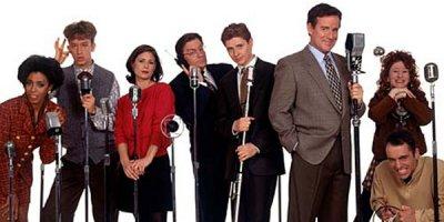 NewsRadio tv sitcom Seriale komediowe