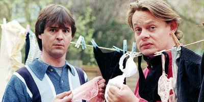 Men Behaving Badly tv sitcom TV seriale komediowe - tv-sitcom