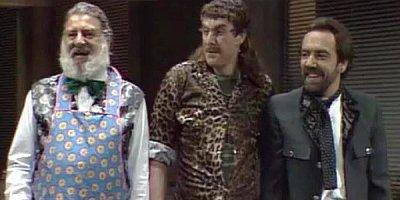 Nightingales tv sitcom Seriale komediowe
