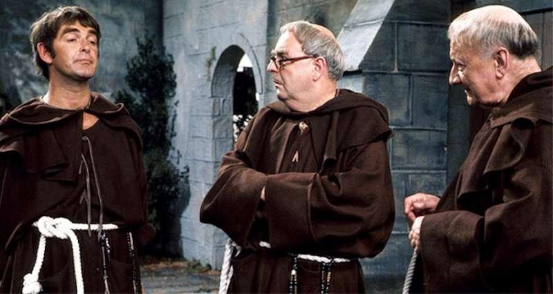 Oh, bracie! tv sitcom British seriale komediowe