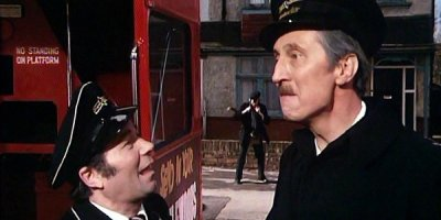 On the Buses tv sitcom British seriale komediowe