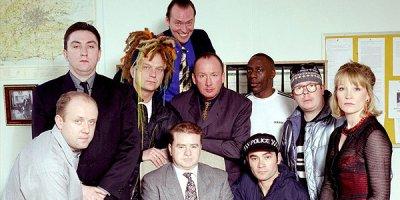 Operacja Good Guys mockumentary British seriale komediowe