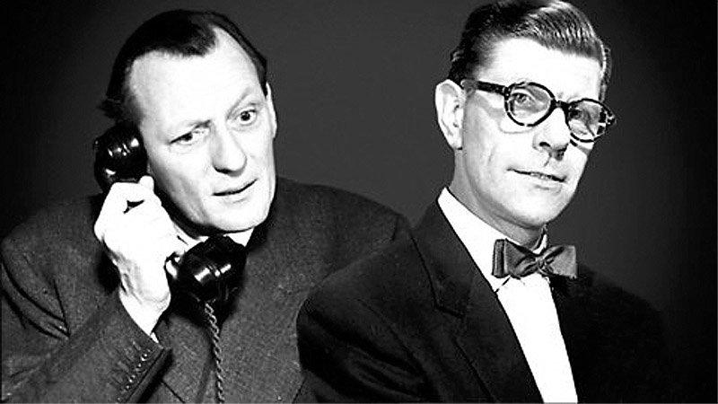 Panowie z ministerstwa radio seriale komediowe Best British seriale komediowe