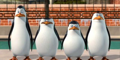 Pingwiny z Madagaskaru tv serial animowany Seriale komediowe