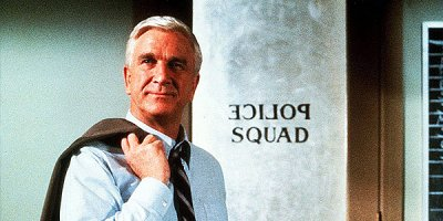 Police Squad! tv sitcom Seriale komediowe