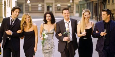 Friends tv sitcom TV seriale komediowe - tv-sitcom