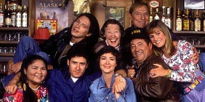 Przystanek Alaska komediodramat Seriale komediowe