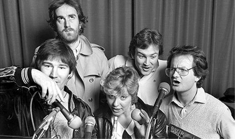 Radio Active radio seriale komediowe British seriale komediowe