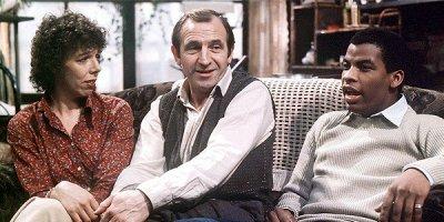 Rising Damp tv sitcom Seriale komediowe